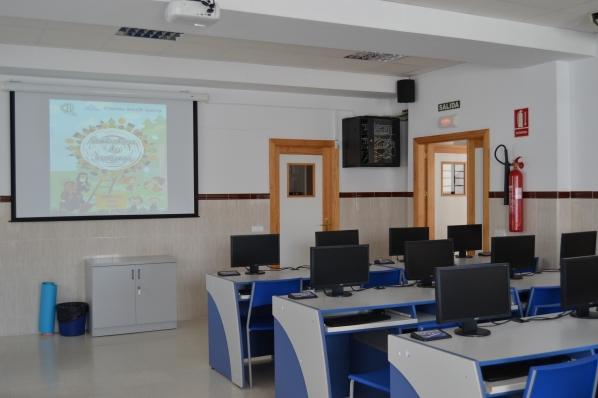 Sala de Informática