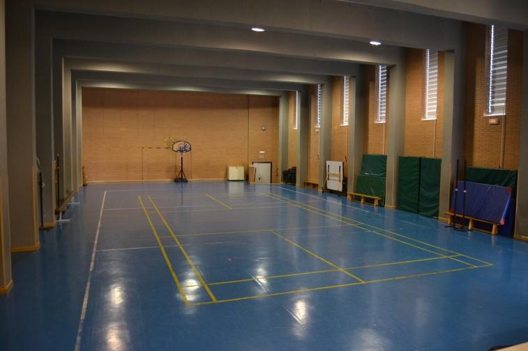 Pabellón de deportes