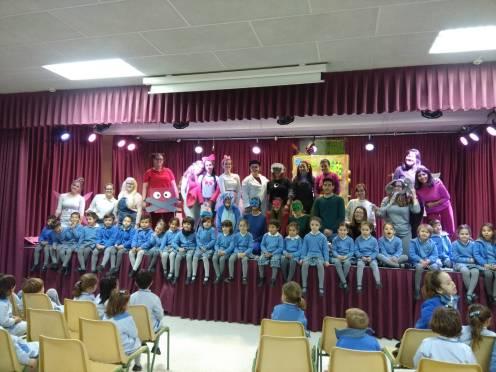 Taller y actuaciones Ed. Infantil 05