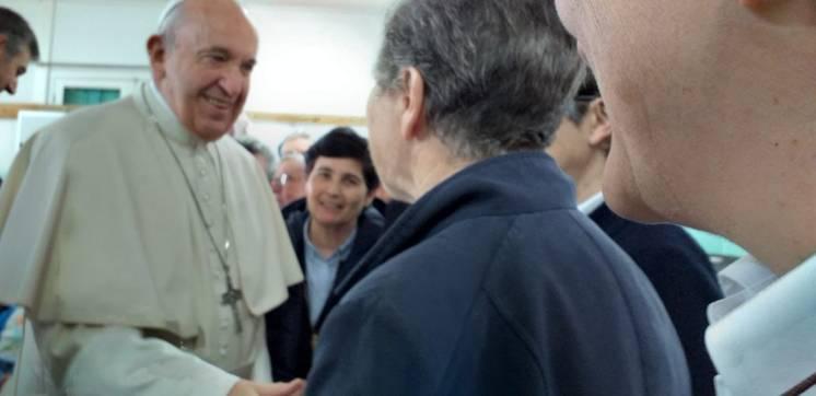 Visita del Papa a Teramán 02