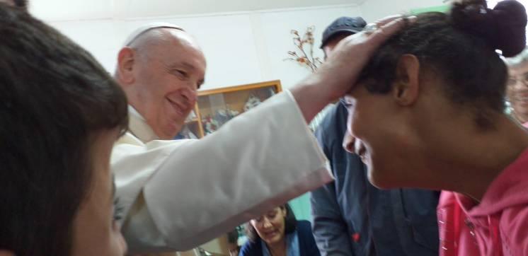 Visita del Papa a Teramán 03