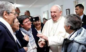 Visita del Papa a Teramán 05