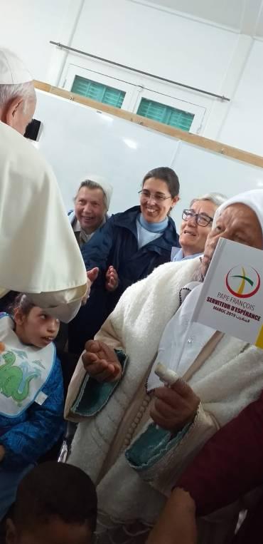 Visita del Papa a Teramán 07