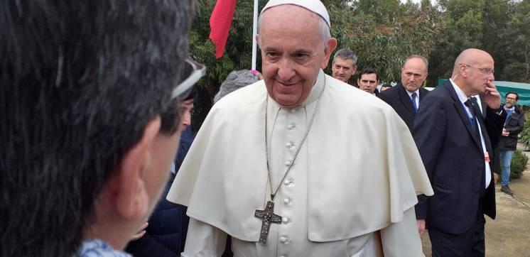 Visita del Papa a Teramán 08