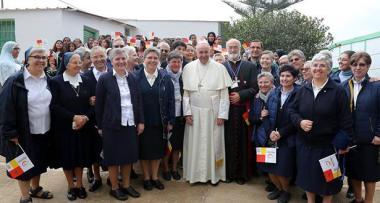Visita del Papa a Teramán 09